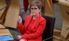 The First Minister will deliver an urgent Covid-19 statement on Monday.