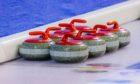 Curling at Dewars Centre, Perth.