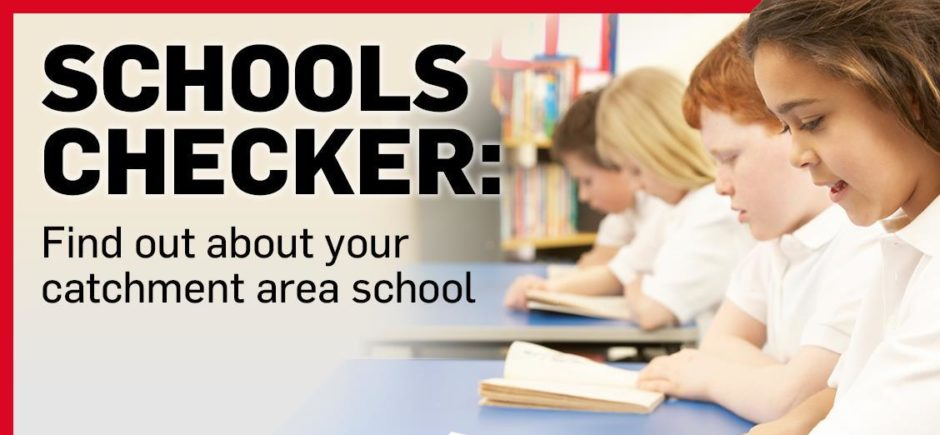 Use our interactive tools to find out about your local schools.