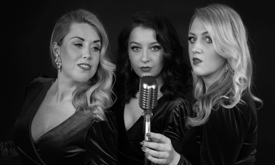 The Vintage Girls enjoyed chart success in Seattle.
