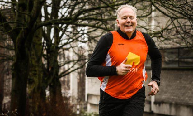 Maggie's Dundee running challenge