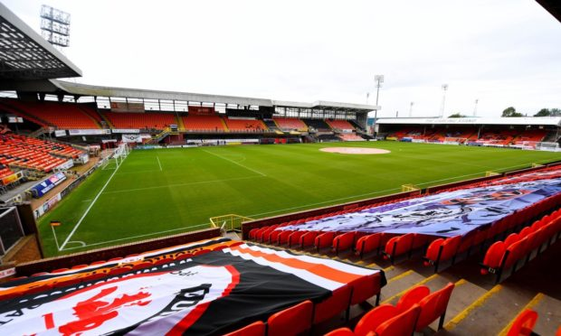 Dundee United chiefs are dealing with positive Covid-19 tests.