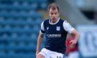 Dundee midfielder Paul McGowan.