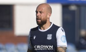 Dundee defender Jordon Forster self-isolating after contact with positive Covid case as James McPake reveals Dens frustration