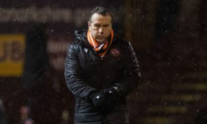 CALUM WOODGER: Ross County clash the biggest of Micky Mellon's Dundee United reign and why the Dee can't afford another derailment