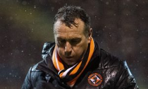 Dundee United boss Micky Mellon dismisses relegation scrap prospect after Motherwell loss