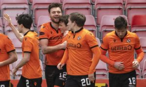 Dundee United: Ryan Edwards says the Terrors must be on the front foot against Livingston this weekend if they are to achieve top-six aim