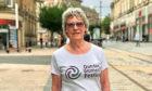 Prue Watson, chair of Dundee Women's Festival.