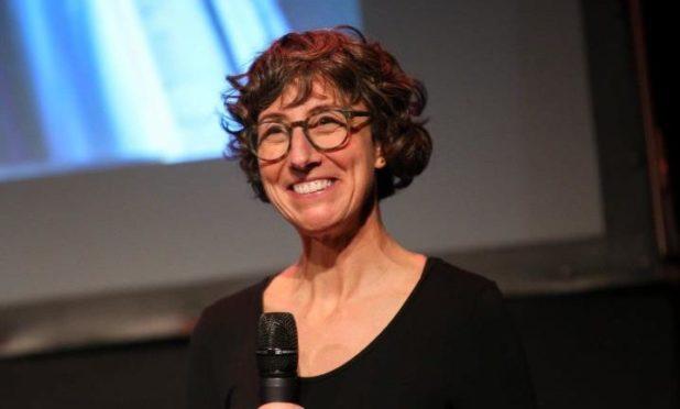 Alice Black, head of cinema at Dundee Contemporary Arts