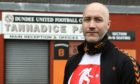 Dundee United fan and The Dode Fox Podcast co-host Paul McNicoll.