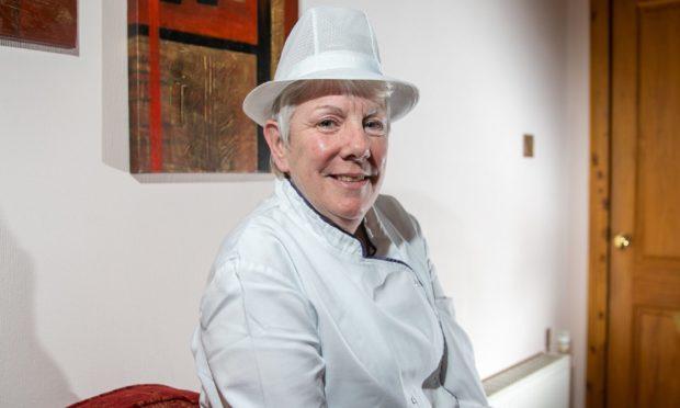 dinner lady Elaine Cleary