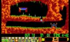 A level from Lemmings.