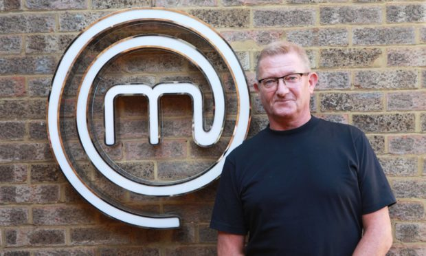 'I didn't even actually apply!' – Carnoustie businessman to star on MasterChef  tonight after daughter's surprise entry