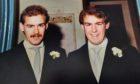 Steven (left) and Malcolm Graham.