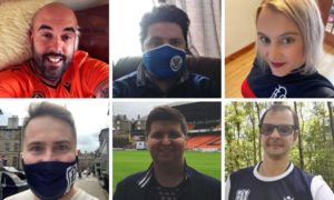 Locked out: Dundee, United and St Johnstone supporters share poignant stories of fandom compromised in Scottish football's shutdown
