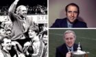 Dundee United legend Jim McLean.