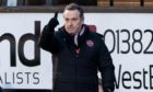 Dundee United manager Micky Mellon will take his team to Ibrox believing they can cause an upset.
