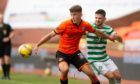 Talented Dundee United kid Lewis Neilson has joined Falkirk on loan for the remainder of the season.