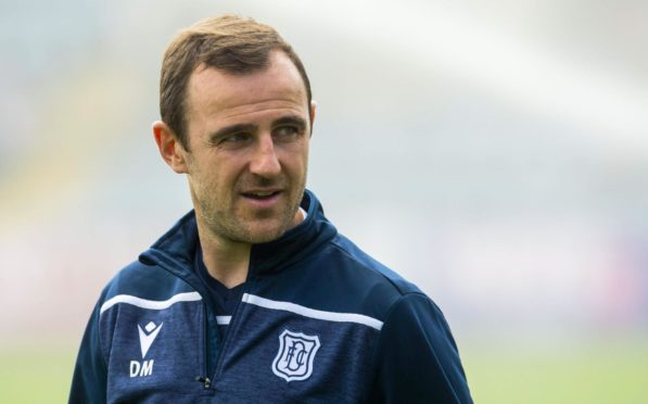 Dave Mackay believes Dundee can dump St Johnstone out of the Scottish Cup.