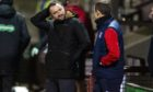 Dundee manager James McPake and assistant Dave Mackay will be figuring out how to beat Raith Rovers.