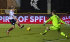 Max Anderson finished off the scoring at Alloa.