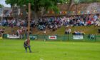 Highland Games organisers are anxiously awaiting further information.