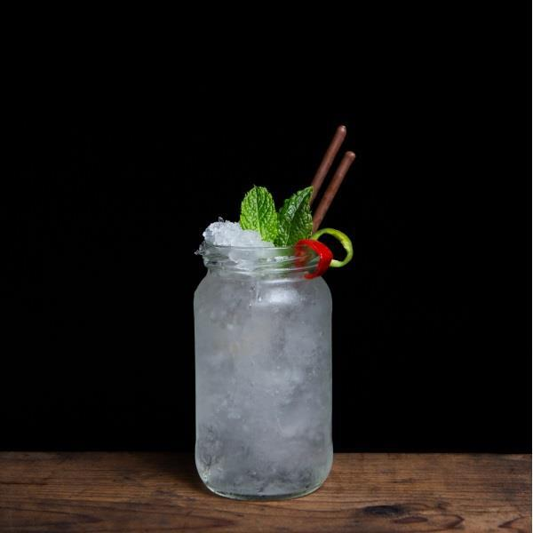 Bothy Spice Cocktail.