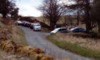 Craigmead car park was full of cars on during a coronavirus lockdown weekend.