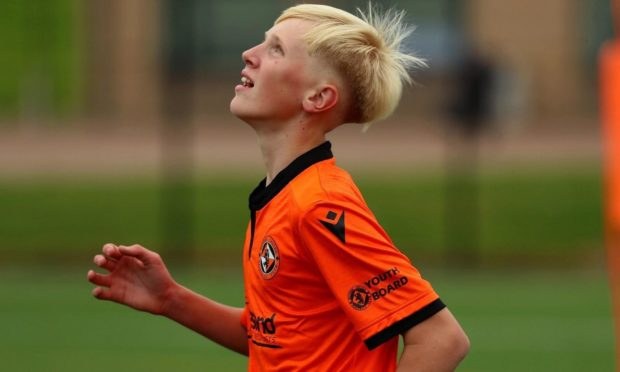 The Dundee United Youth Development Board support the Tangerines' academy.