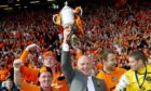 Dundee United last lifted the Scottish Cup in 2010.