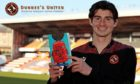 Dundee United Harkes novel