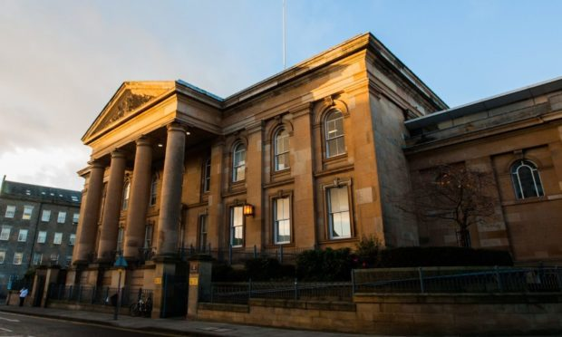 teenager battered man Dundee