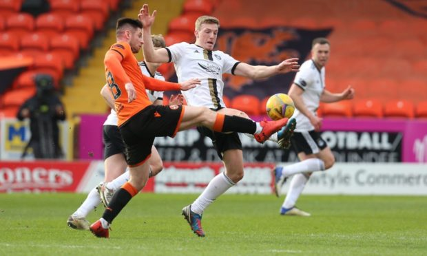 Dundee United take on Aberdeen at Pittodrie in the Scottish Cup quarter-finals this weekend.