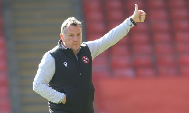 Dundee United boss Micky Mellon will be hoping to lead his team to a Scottish Cup Final.