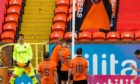 Dundee United were unable to enjoy moments like flag day with their supporters.