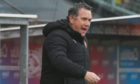 Dundee United boss Micky Mellon will lead his team into Scottish Cup battle today.