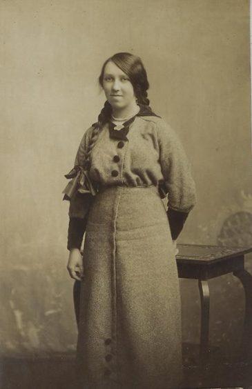 Helen Mcintosh.