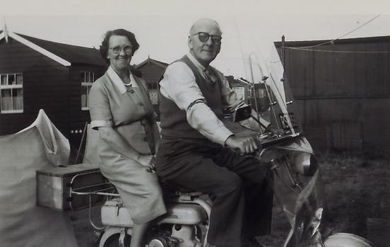 Helen and David Mcintosh.