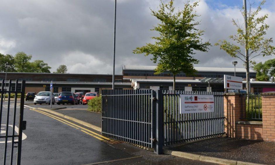 Fife schools Covid cases