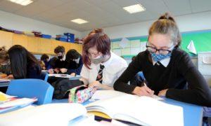 Fife school pupils return