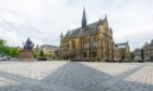 public buildings reopening Dundee