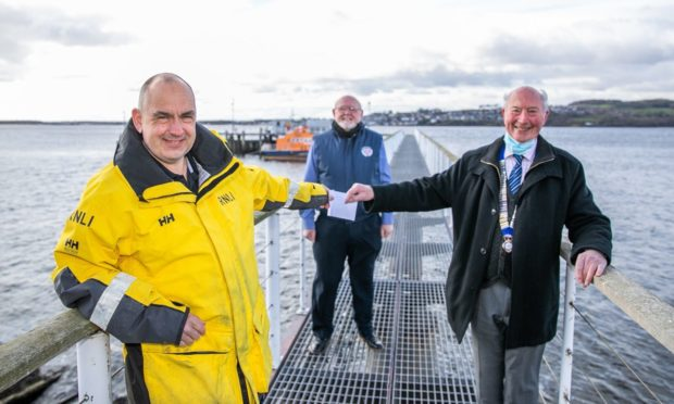 Broughty Ferry RNLI donation