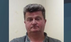 Adams was jailed for nine years