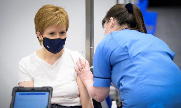 Nicola Sturgeon lockdown update