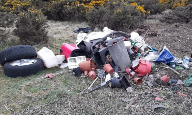 fly-tipping offenders