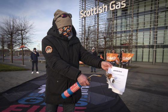 British Gas workers have been engaged in a series of strikes