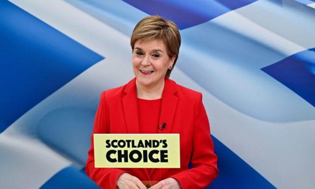 Nicola Sturgeon SNP manifesto