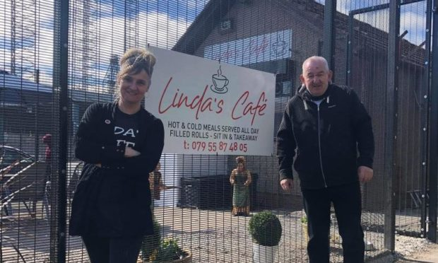 Port of Dundee Café