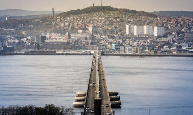 Broughty RNLI Tay Bridge