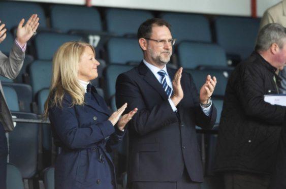 Dundee managing director John Nelms.